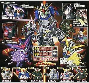 /> Bandai Gashapon Collection Effect Series Full Set of 4pcs 2020