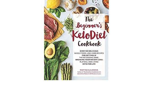 The Beginners KetoDiet Cookbook (English Edition) eBook: Martina Slajerova: Amazon.es: Tienda Kindle
