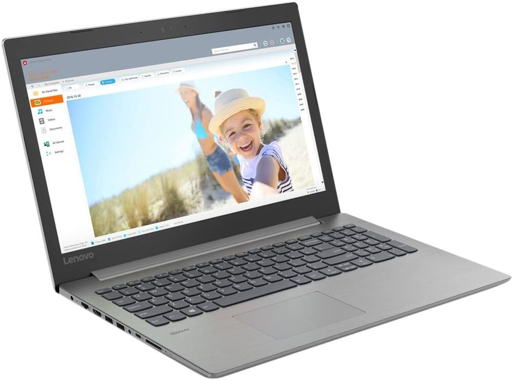 Lenovo IdeaPad 330-15IGM Notebook with Intel Pentium N5000, 4GB 500GB HDD - 81D1000NUS