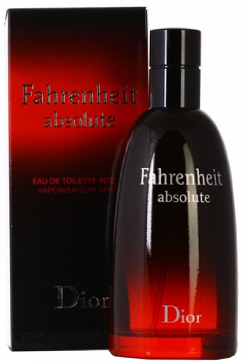 Dior Fahrenheit Absolute, Eau de Toilette Intense, 1er Pack (1x 100ml) 180714