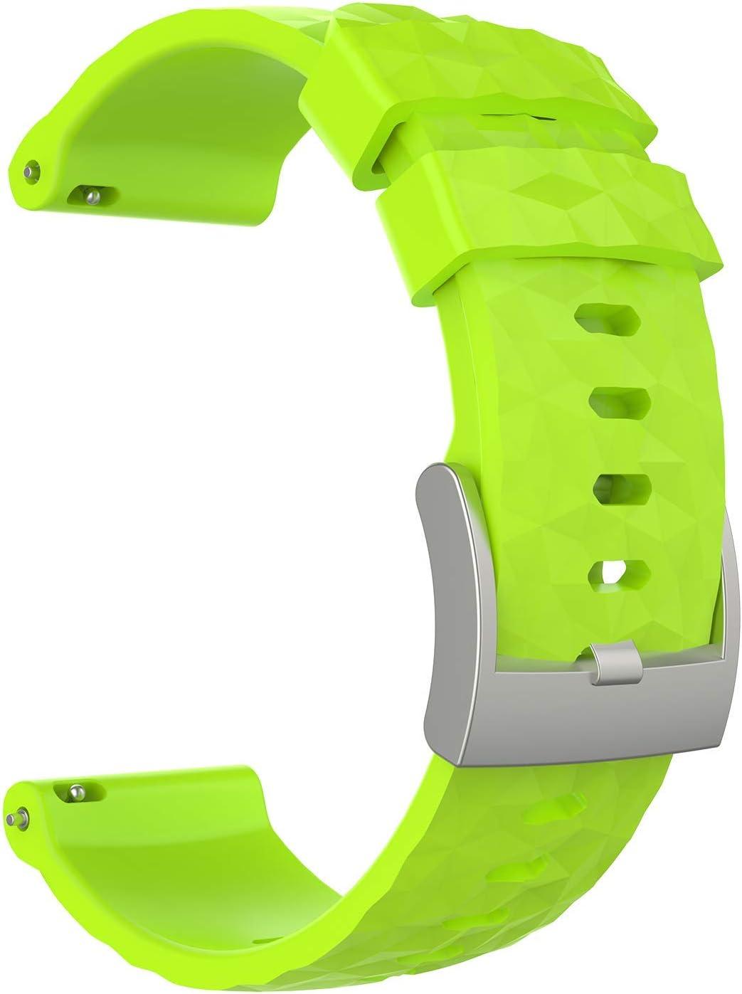 Malla para reloj Suunto 9/Spartan Sport Wrist HR Baro (lima)