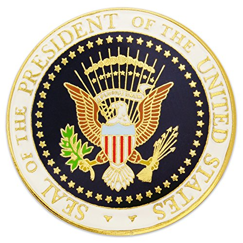 "PinMart United States Presidential Seal 1"" Lapel Pin"