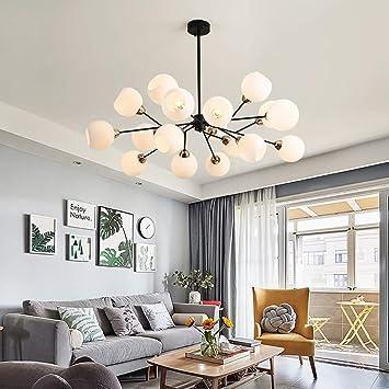 Amazon.com: Lámpara de techo de estilo industrial, 6/12/18 ...
