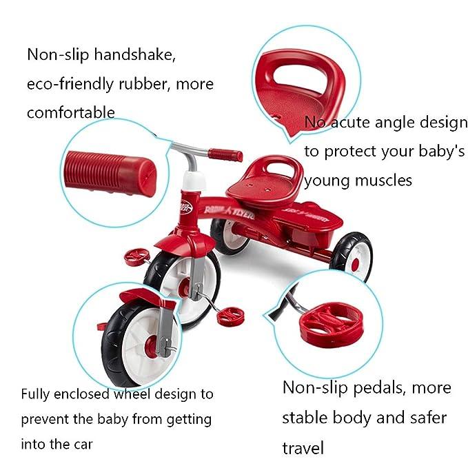 Xing Hua Home Sillas de Paseo Bicicleta Triciclo para Niños ...