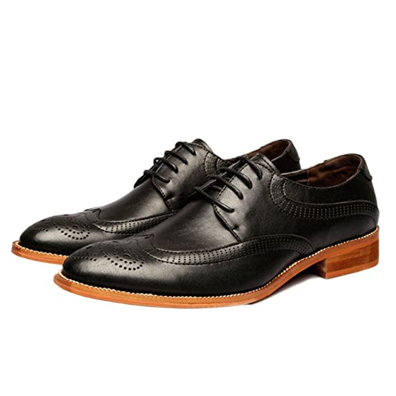 Brogue Shoes For Men Non-slip Leather