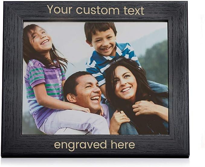New England Patriots custom picture frame fits 8x10 horizontal photo