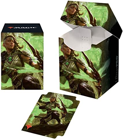 Ultra Pro Magic: the Gathering - M20 Vivien, Arkbow Ranger PRO 100+ Deck Box: Amazon.co.uk: Toys & Games
