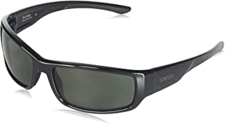 product image for Smith Survey Carbonic Polarized Sunglasses, Black