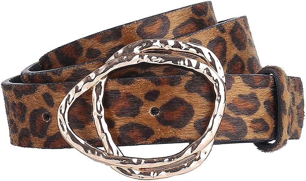 Earnda Women's Leather Belt...