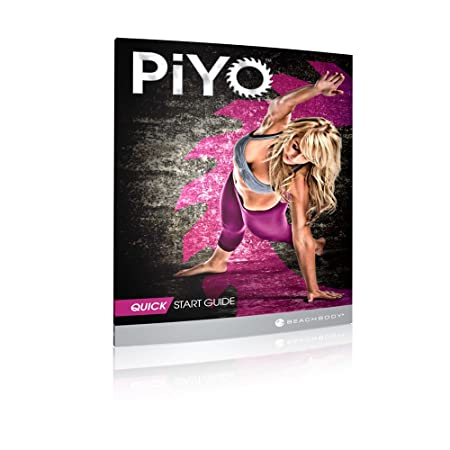Amazon.com : Chalene Johnson's PiYo Deluxe Kit - DVD Workout with ...
