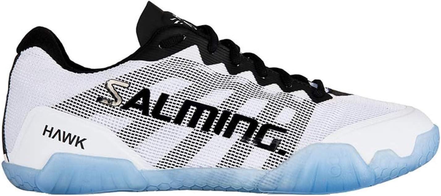 Salming Men's Hawk Squash/Handball Indoor Sports Shoes 61kmpdo6DQL