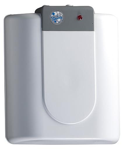 Bandini braün calentador eléctrico sopralavello con ánodo de magnesio y válvula de seguridad, 1500 W