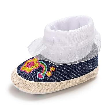 YanHoo Zapatos para niños Bebé Lindo Dibujo Animado Animal Calcetines Calcetines Calcetines Zapatos niño Zapatos tridimensionales Zapatos Calcetines Cuna ...