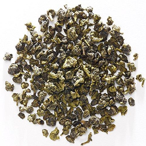 Tie Guan Yin Oolong Tea - Taiwanese High Mountain Green Oolong - Loose Leaf - Tieguanyin Wu Long Tea From Taiwan