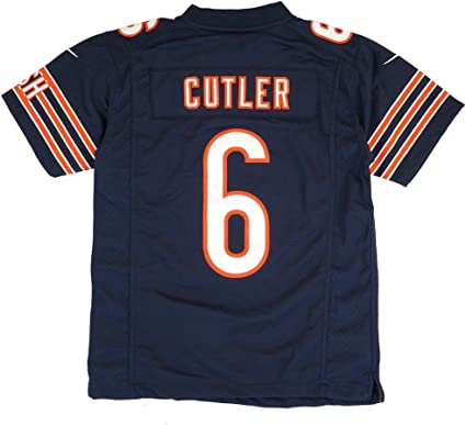chicago bears on field jersey