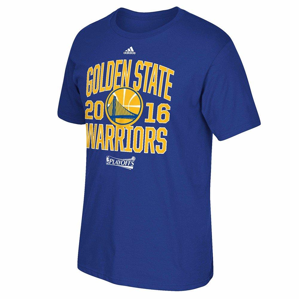Golden State Warriors Nba Adidas hombres azul 2016 NBA Finals equipo camiseta de la impresión, XL, Azul: Amazon.es: Deportes y aire libre
