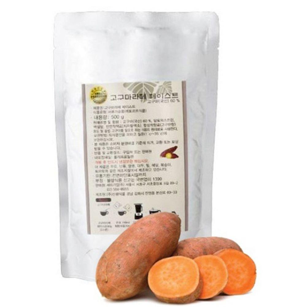Semi Sweet Potato Latte Paste 500G by Semi (Image #1)