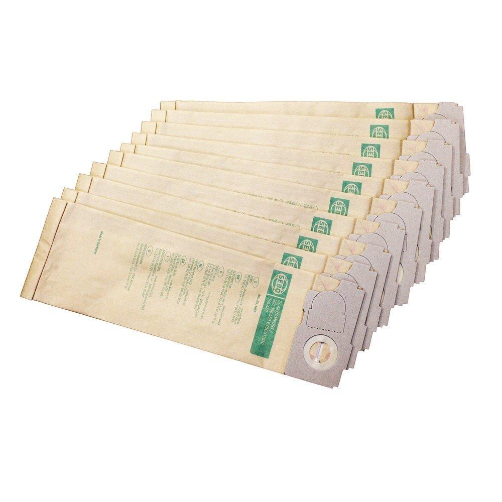 Acquisto Sacchetti per aspirapolvere Sebo originali per le serie Sebo 350/360/BS36/BS46, confezione da 10 Prezzo offerta