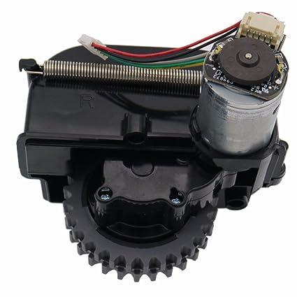 Louu Robot Aspirador Accesorios Piezas para Ilife V3 + V3 X 5 V5 V5s ...