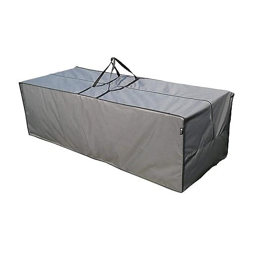 SORARA Bolsa para Cojines del Set de Lounge, Gris, 200 x 75 x 60 cm