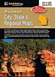 Wisconsin City, State, & Regional Maps