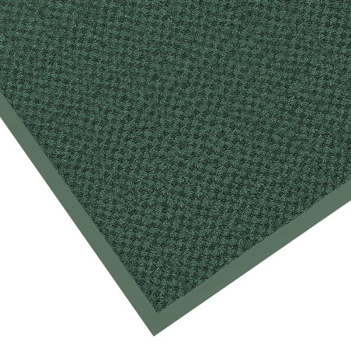 Notrax 145 Preference Entrance Mat, for Inside Foyer Area and Main Entranceways, 4' Width x 6' Length x 5/16'' Thickness, Hunter Green
