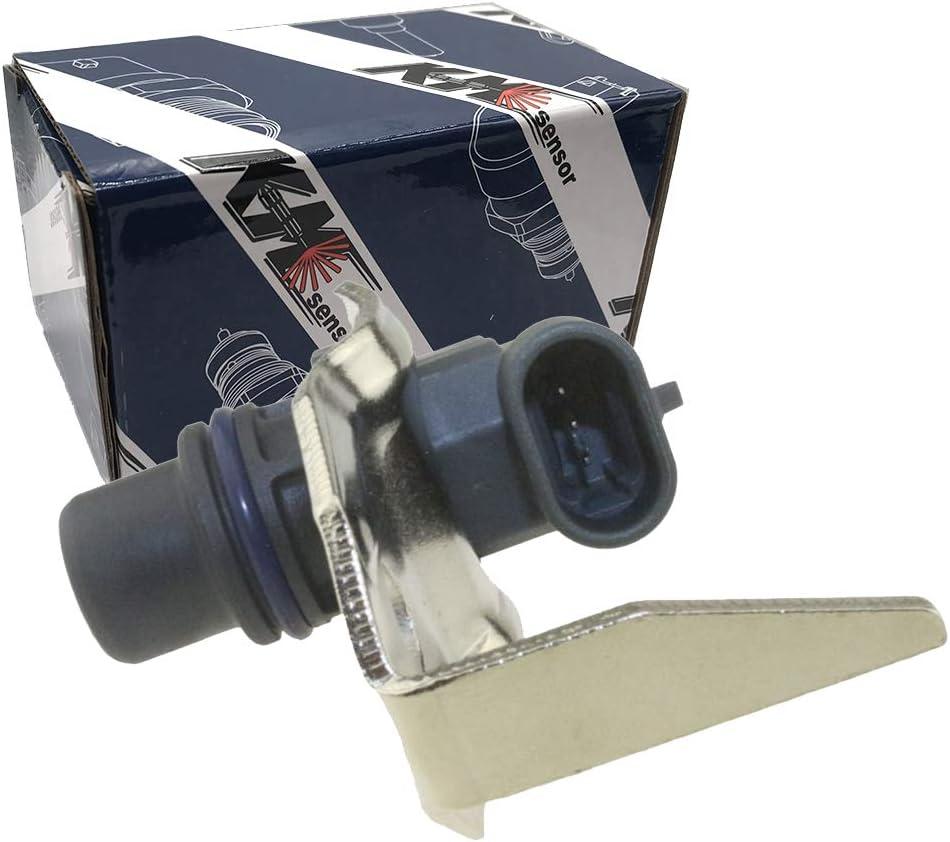 kmsensor 1876736C91 Camshaft Position Sensor F4TZ-12K073-C F7TZ-12K073-B Fits Ford E350 E450 E550 F250 F350 F450 F550 F650 F750 F59 F Super Duty Econoline Excursion powerstroke
