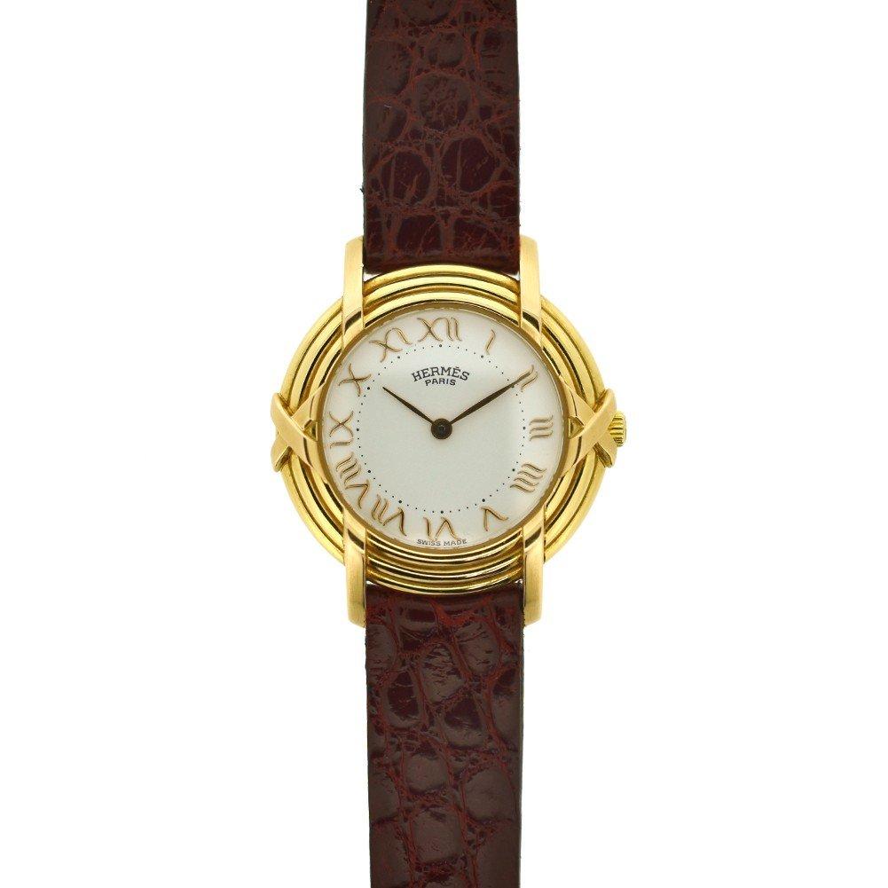 Hermès Classic Watch quartz womens Watch N/A (Certified Pre-owned)