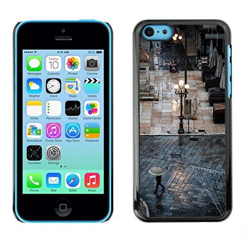 Hülle Case Schutzhülle Cover Premium Case // F00000254 draussen // Apple iPhone 5C