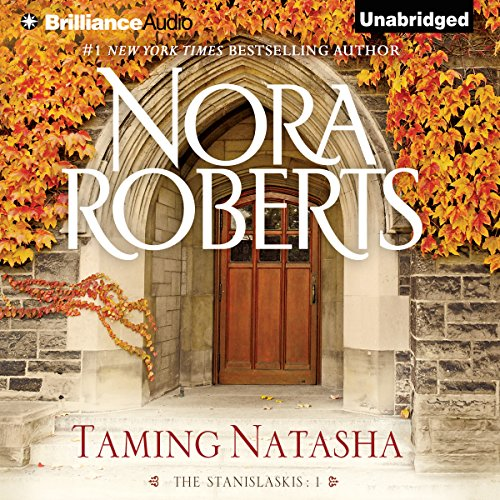 Bargain Audio Book - Taming Natasha