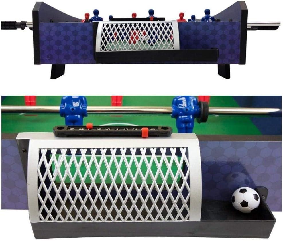 Tenlacum - Red de portería para futbolín (2 Unidades), Color Negro ...