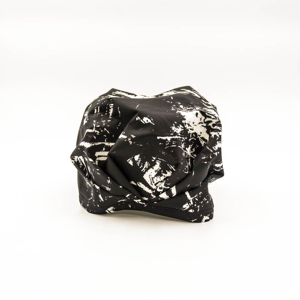 Shhhowercap Women's Kent Shower Cap Black/White One