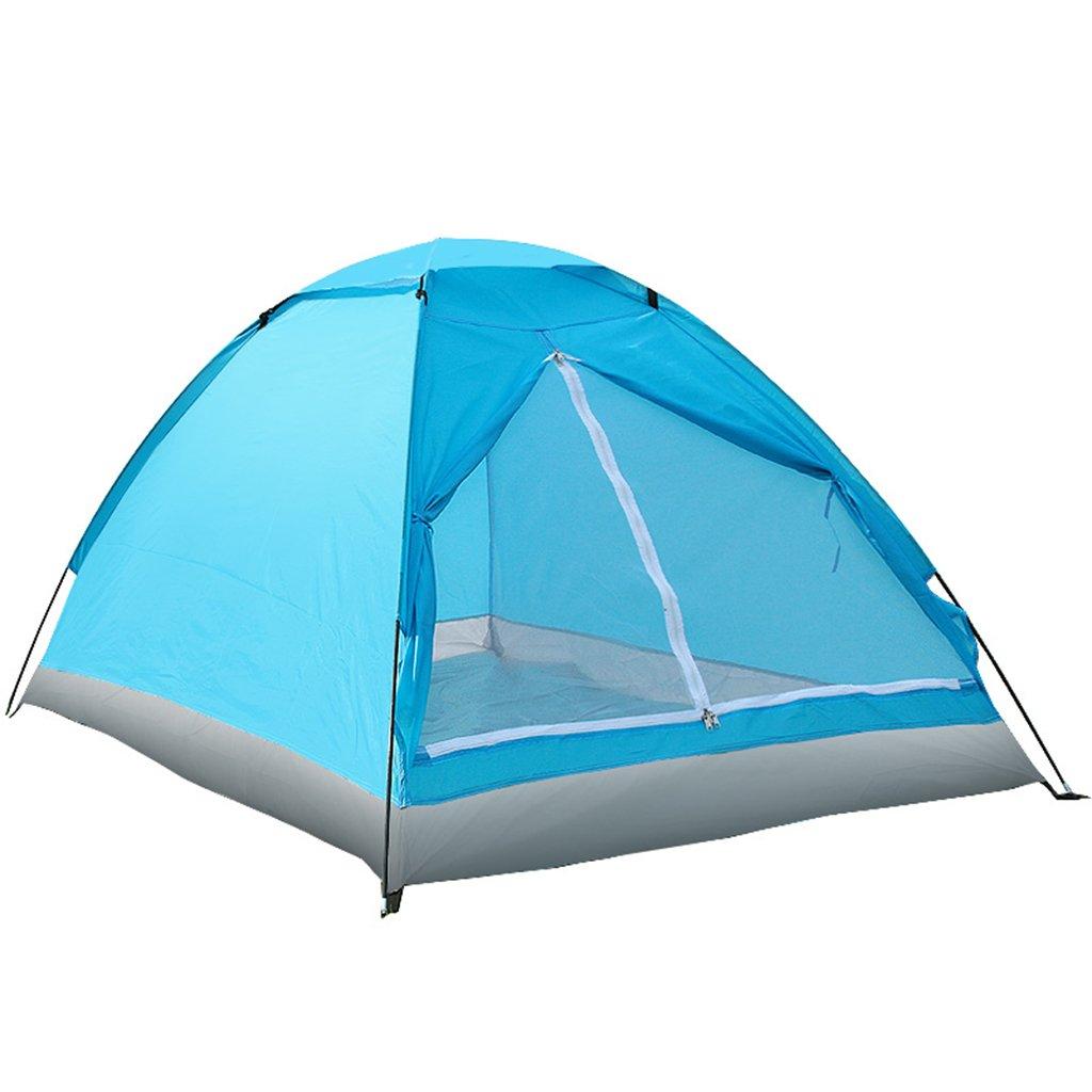 DFHHG@ Zelt, Outdoor Indoor Erwachsenen Camping Wild Camping Strand 200  110 cm