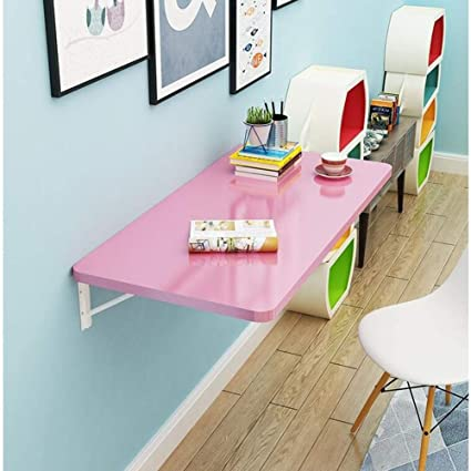 Amazon.com: Mesa plegable de pared, multifunción, mesa de ...