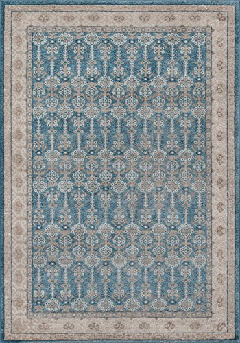 (Momeni Rugs Kerman Collection, Antique Persian Inspired Traditional Area Rug, 2' x 3',)