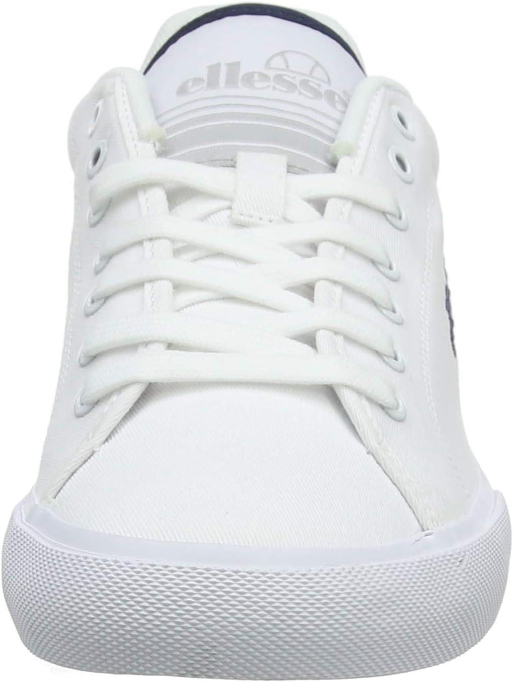 Ellesse Dames Taggia Sneakers White White Whte