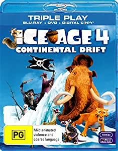 Ice Age 4 (Blu-ray/DVD/Digital Copy (2 Discs)