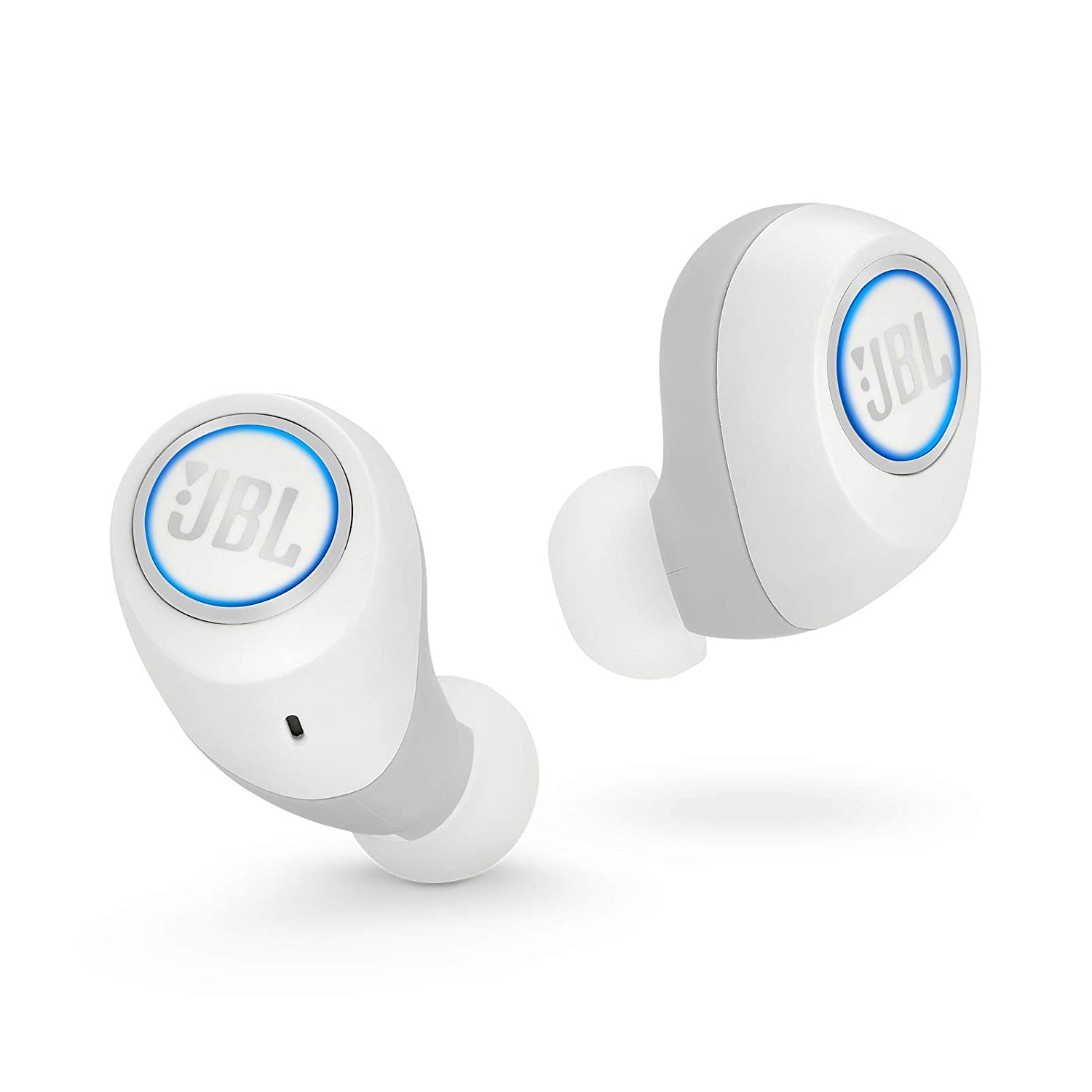 4a0866b38ab Amazon.com: JBL Free Truly Wireless in-Ear Headphones (White): Health &  Personal Care