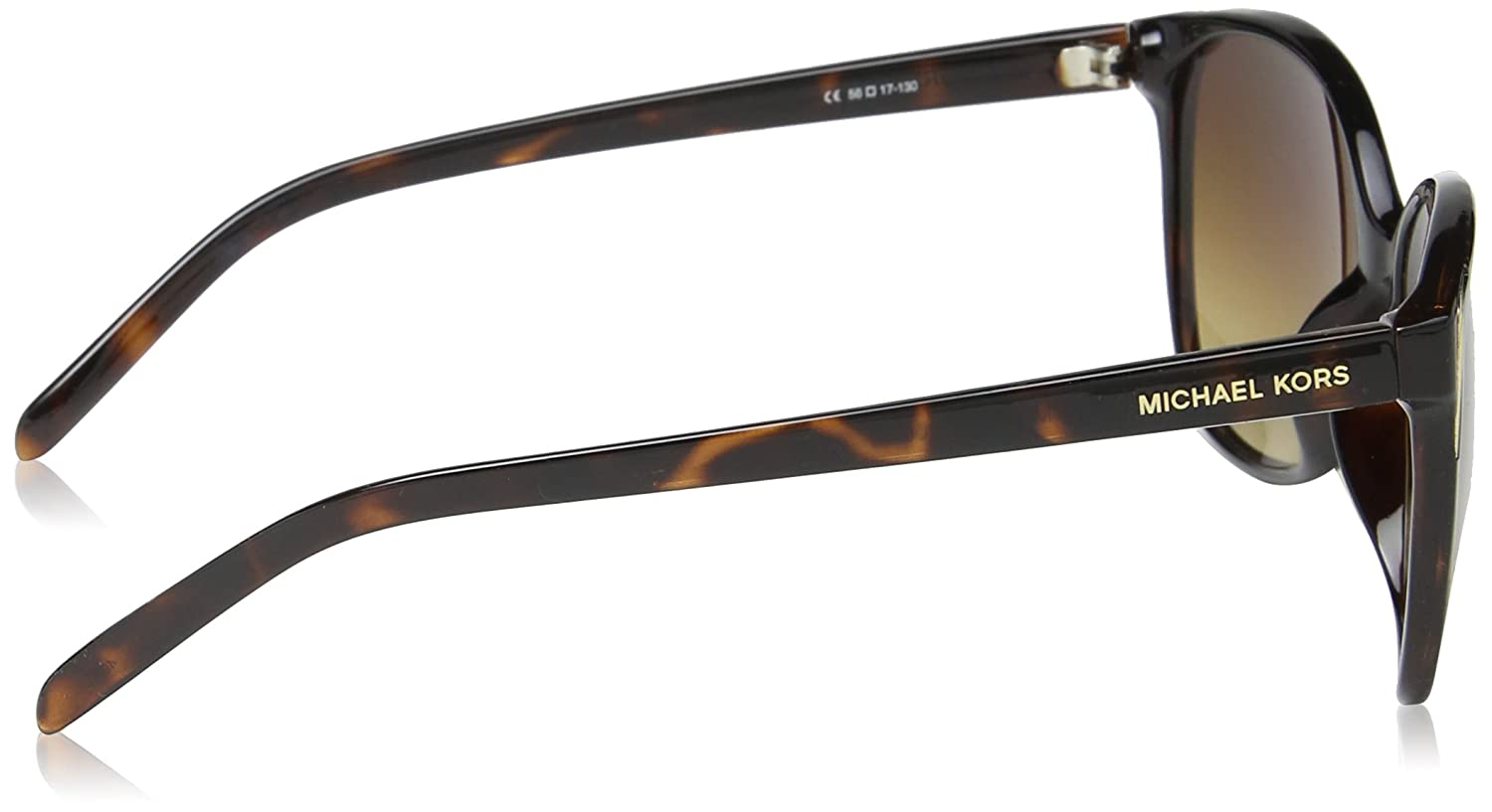 6ef39935bfd Michael Kors Sunglasses - M3645S   Frame  Crystal Tortoise Lens  Brown  Gradient  Amazon.in  Clothing   Accessories