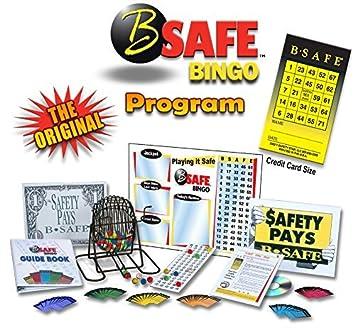 B-Safe seguridad Bingo programa: Amazon.es: Deportes y aire libre