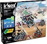 K'NEX – Combat Crew 5-in-1 Building Set – 539 Pieces – Ages 7+ Construction Educational Toy