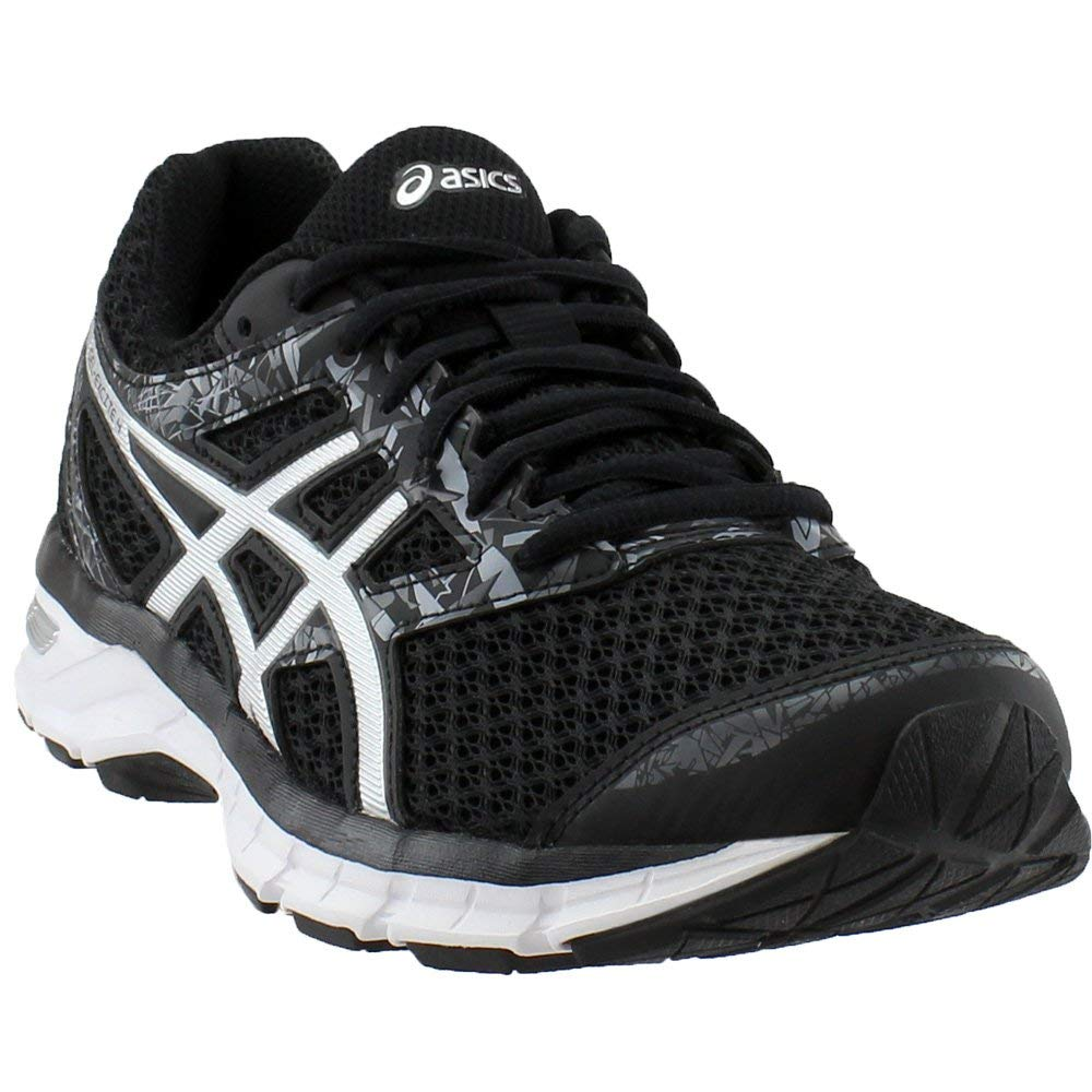 Black Onyx Silver ASICS Women's Gel-Excite 4 Running shoes