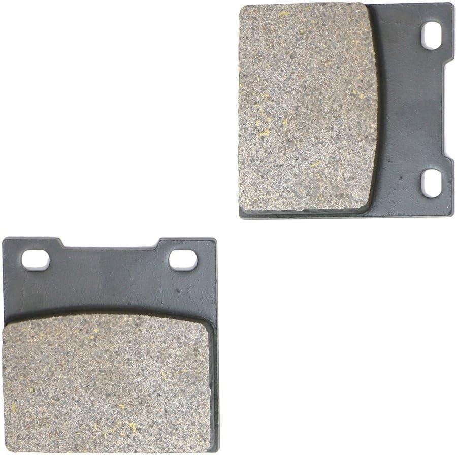 CNBK Resin Brake Pads Set for SUZUKI Street Bike GSF1200 GSF 1200 cc 1200cc Bandit GV75A H344 95 96 97 98 99 00 1995 1996 1997 1998 1999 2000 6 Pads