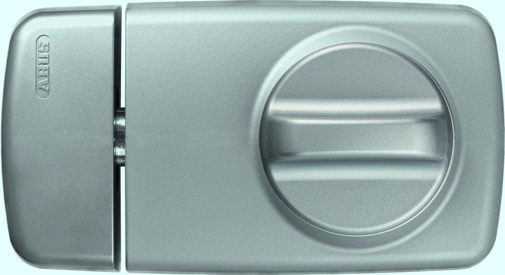ABUS 532924 7010 B Verrou supplé mentaire de porte avec bouton tournant Marron