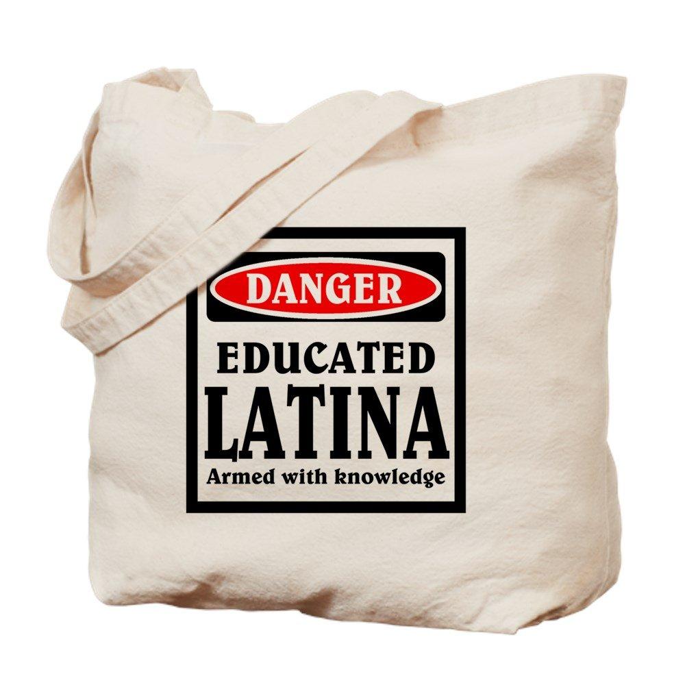 【送料無料キャンペーン?】 CafePress – Educated – Latina – CafePress ナチュラルキャンバストートバッグ、布ショッピングバッグ M S ベージュ 1174329026DECC2 B073QTZVTL M M, 島尻郡:c4e055d6 --- 4x4.lt