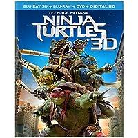 Teenage Mutant Ninja Turtles on Blu-ray with Digital Copy