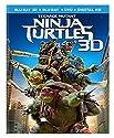 Teenage Mutant Ninja Turtles (2014) (2 Discos) [Blu-Ray 3D]