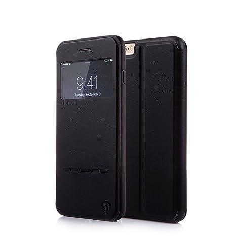 coque rabat iphone 6 plus