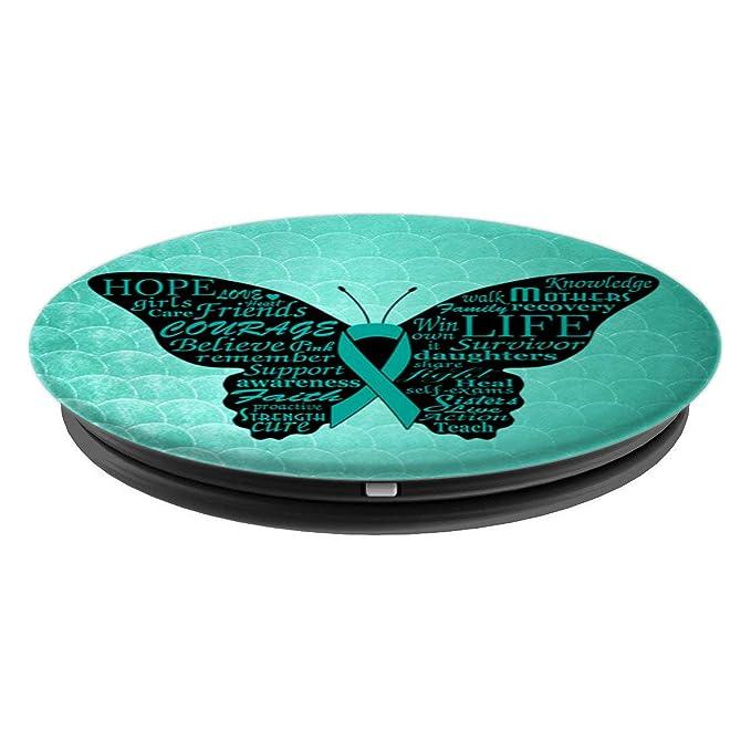 Amazon.com: Regalo para sobrevivientes de mariposas ováricas ...