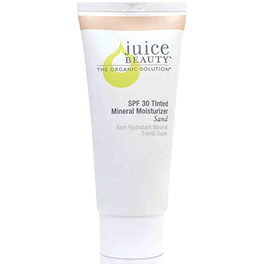 Juice Beauty SPF 30 Tinted Mineral Moisturizer 2 Fl Oz best tinted moisturizer